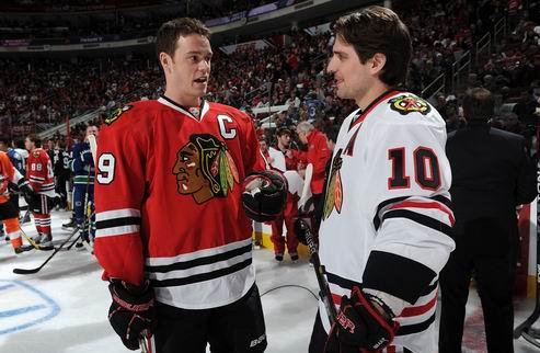 НХЛ. Чикаго: возвращение Тэйвза и Шарпа