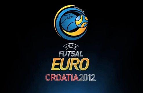 Футзал. ЕВРО 2012. Превью группового турнира
