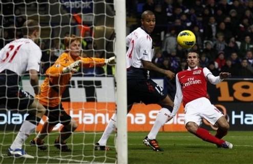 Арсенал: первое очко в четырех матчах + ВИДЕО