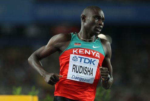"""Легкая атлетика. Рудиша: """"Самая главная цель – выиграть 800 м на Олимпиаде"""""""
