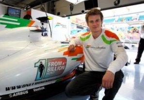 Хюлькенберг: Сутиль заслуживает место в Формуле-1
