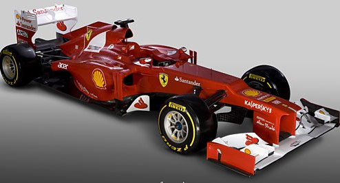 Формула-1. Феррари представила новый болид