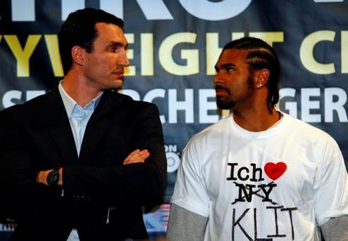 Хэй: если и драться с Кличко, то только за большие деньги