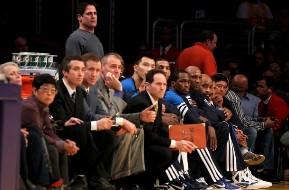 НБА. Кьюбану не понравилось судейство