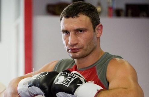 Виталий Кличко: я не в лучшей форме