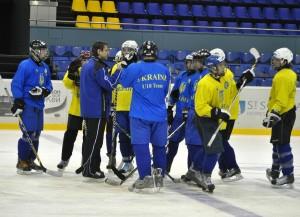 Юниорская сборная начинает подготовку к чемпионату мира