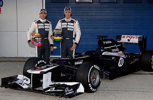 Формула-1. Уильямс представил новый болид