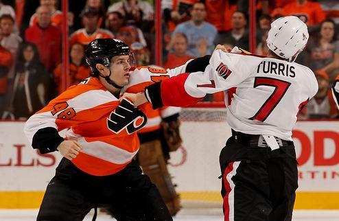 НХЛ. Филадельфия: возвращение Бриера