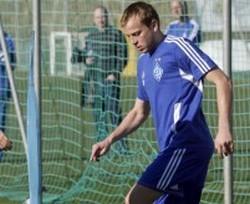 Динамо: Гусев тренируется наравне с партнерами