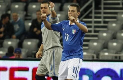 Футзал. Евро 2012. Италия проходит Португалию
