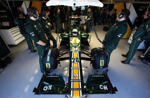 Формула-1. Превью сезона. Часть 3. Катерхэм