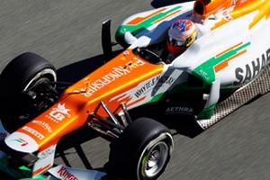 Формула-1. Ди Реста: У Форс Индии большие амбиции на сезон