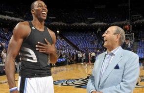 """НБА. ДеВос: """"Не хочу обменивать Ховарда"""""""