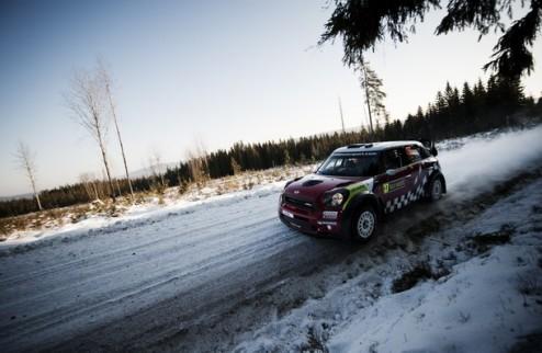 WRC. Ралли Швеции. Сордо выигрывает пролог