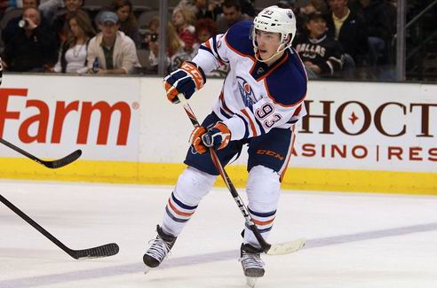 НХЛ. Эдмонтону советуют дать Ньюджент-Хопкинсу отдохнуть