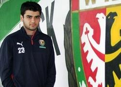 Кривбасс подпишет армянского футболиста играющего в Польше