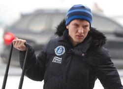 Днепр улетел на последний сбор без Виталия Денисова