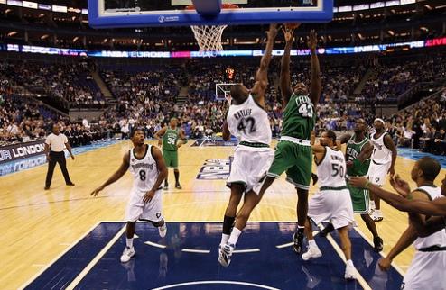 НБА. Бостон сыграет в Милане и Стамбуле