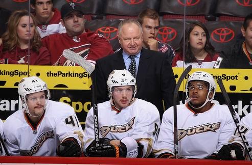 НХЛ. Карлайл хотел бы вернуться к работе