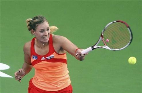 Доха (WTA). Гантухова покидает турнир, Кириленко стартует с победы