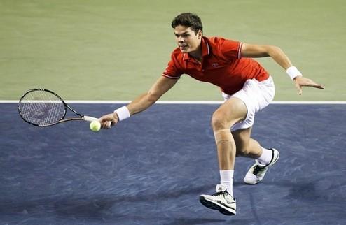 Сан-Хосе (ATP). Раонич дожимает Камке