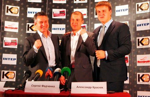 Федченко сразится с венгром в андеркарте Кличко-Чисора