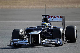 Формула-1. Уильямс будет прогрессировать