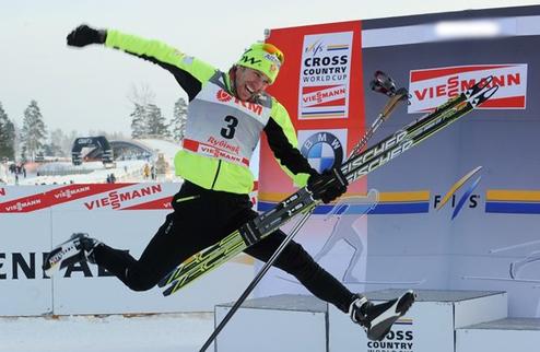 Лыжные гонки. Кершоу первый в Польше