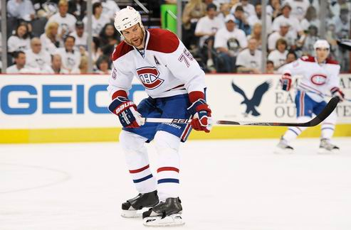 НХЛ. Монреаль обменял Гилла в Нэшвилл