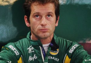 """Формула-1. Трулли: """"В Италии нет поддержки молодых гонщиков"""""""
