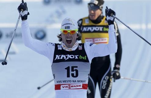 Лыжные гонки. Олссон блистает в классике