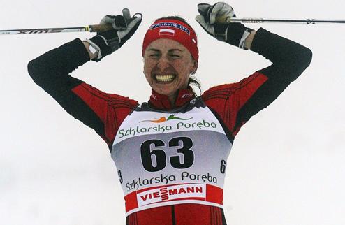 Лыжные гонки. Ковальчик обставила Бьорген