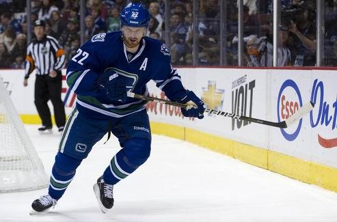 НХЛ. Д.Седин — первая звезда дня