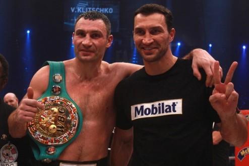 Владимир Кличко обратился с посланием к боксерскому миру