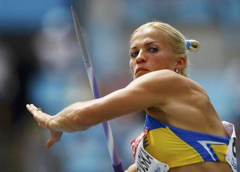 Легкая атлетика. В Сумах пали два рекорда Украины