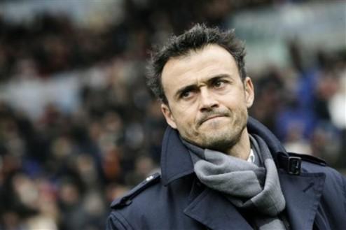 Луис Энрике может возглавить Барселону?