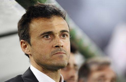 Рома не отпустит Луиса Энрике в Барсу