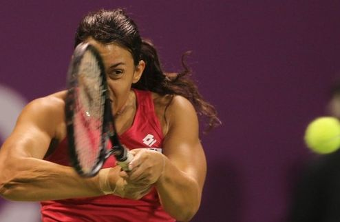 Дубаи (WTA). Иванович идет дальше, Бартоли — выбывает