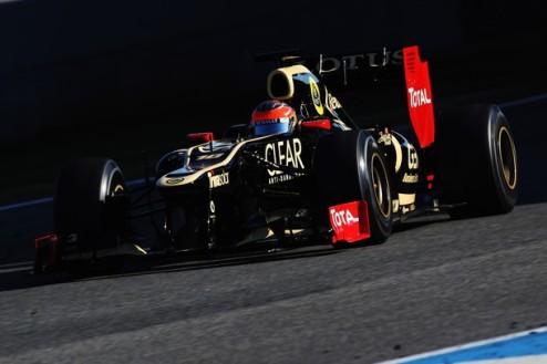 Формула-1. Лотус покидает Барселону
