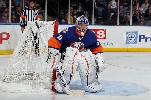 НХЛ. Набоков готов подписать новый контракт с Айлендерс