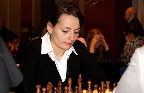 Шахматы. Лагно заняла третье место в Тбилиси