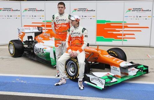 Формула-1. Превью сезона. Форс Индия