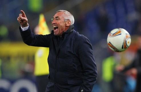 Президент Лацио не принял отставку Реи