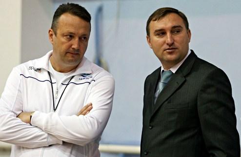 Президент и тренер