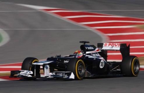 Формула-1. Мальдонадо берет Барселону