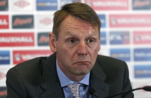 Пирс готов возглавить сборную Англии