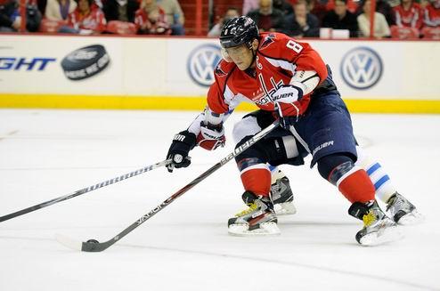 НХЛ. Овечкин провел легкую тренировку