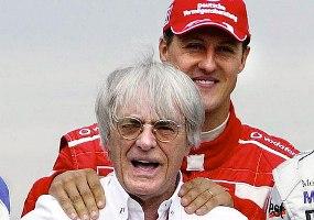 Формула-1. Экклстоун: Шумахер в Ред Булл вместо Уэббера