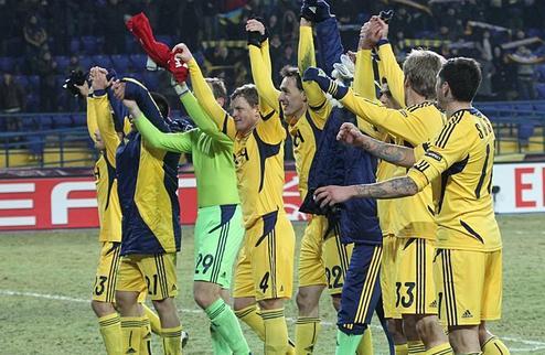Футболисты Металлиста — о победе над Зальцбургом