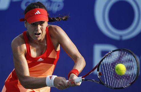 Монтеррей (WTA). Кирстя покидает турнир